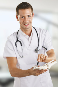 podiatrist who uses our virtual reception service